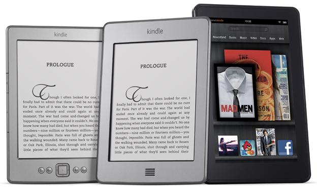 Kindles_and_kindle_fire